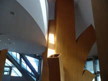 lobby disney concert hall