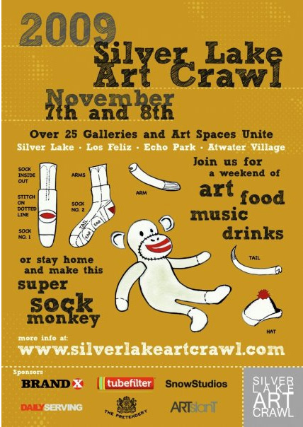 Silver Lake Art Crawl